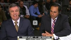 Teddy and Joe April 17
