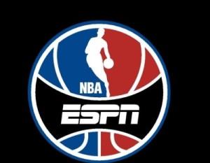 NBA on ESPN logo