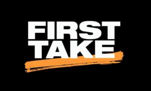 first take logo